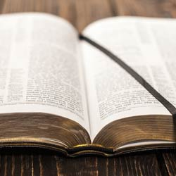 Foto de La Biblia