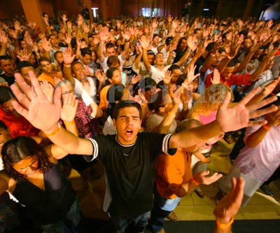 Avivamiento espiritual en la iglesia