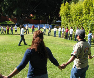 Dinamicas divertidas para grupos de jovenes y adolescentes