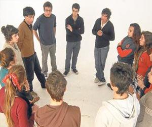 Dinamica para grupos de jovenes