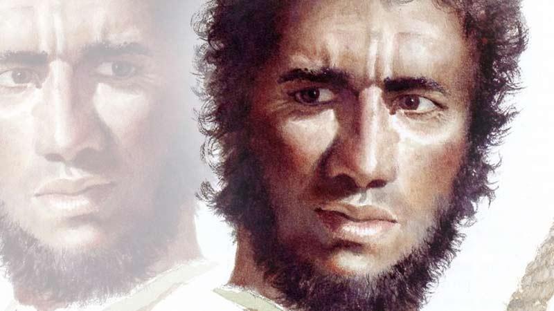 imagen de ACAZ, Rey de Israel personaje biblico