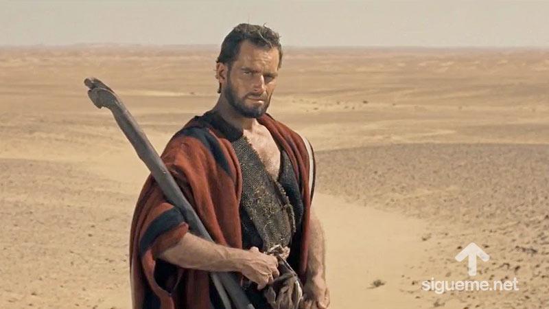 imagen de CALEB personaje biblico