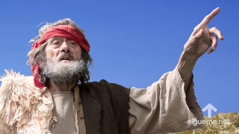 imagen de ELIAS, Profeta de Dios personaje biblico