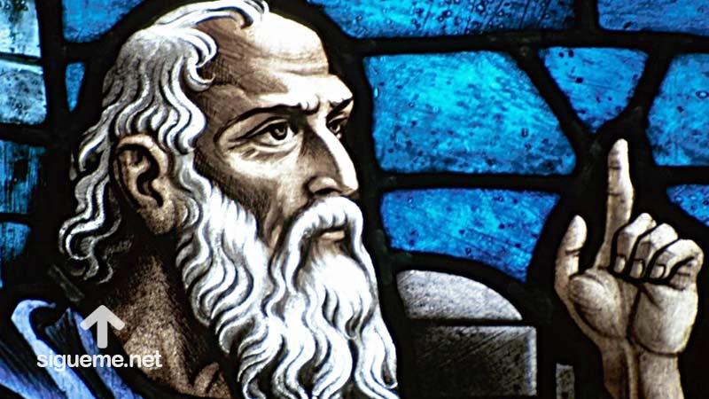 imagen de EZEQUIEL, el Profeta personaje biblico