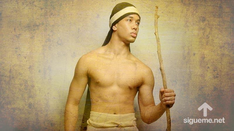 imagen de ISMAEL, hijo de Abraham y Agar personaje biblico