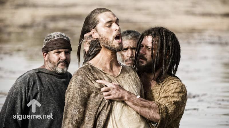 Juan El Bautista, personaje biblico del Nuevo testamento