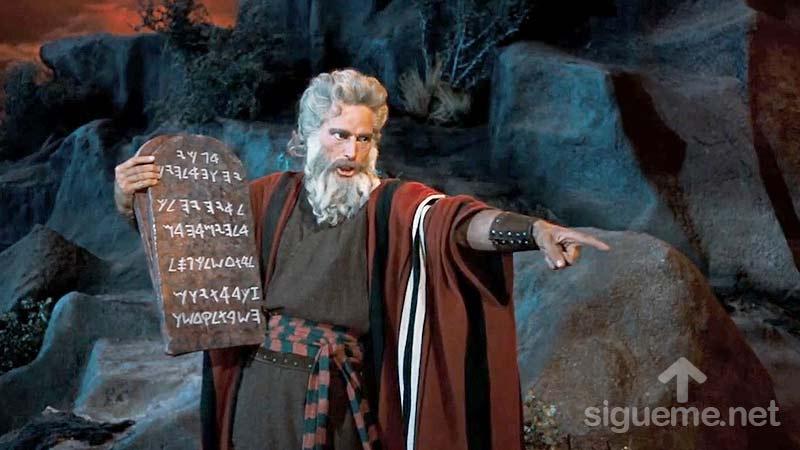 Moises, el Libertador del Pueblo de Israel, personaje biblico del Antiguo testamento