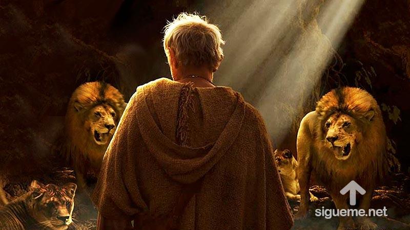 DANIEL, el Profeta, personaje biblico del Antiguo testamento