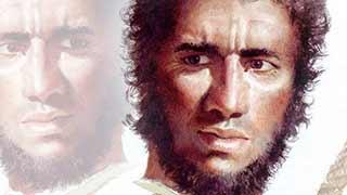 Imagen del personaje biblico ACAZ, Rey de Israel, del Antiguo Testamento