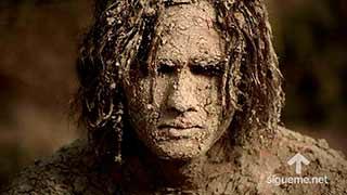 Imagen del personaje biblico ADAN, Primer Hombre, del Antiguo Testamento