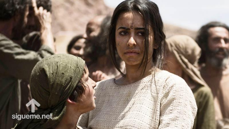 imagen de AGAR, Madre de Ismael, Mujeres de la Biblia