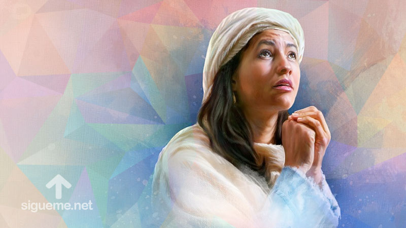 ANA, Madre de Samuel, Mujer de la Biblia del Antiguo testamento