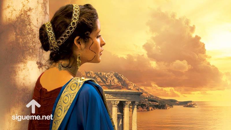 imagen de CLADIA PROCULA, Esposa de Poncio Pilato, Mujeres de la Biblia