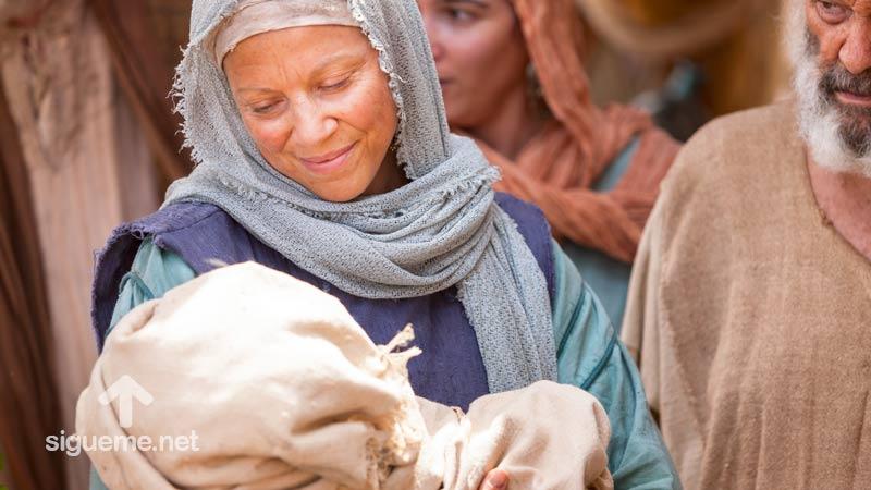 imagen de ELIZABET, la Madre de Juan el Bautista, Mujeres de la Biblia