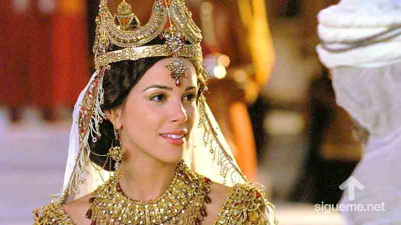 imagen de Ester, Reina de Persia, mujeres de la Biblia