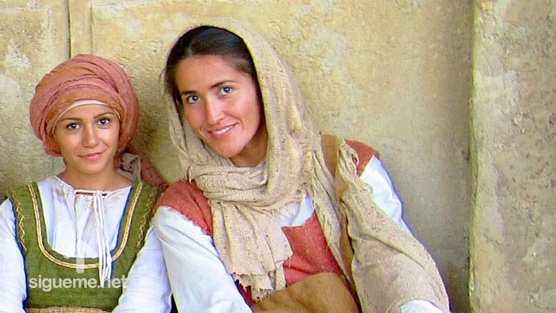 imagen de EVODIA Y SINTIQUE, Mujeres de la Biblia