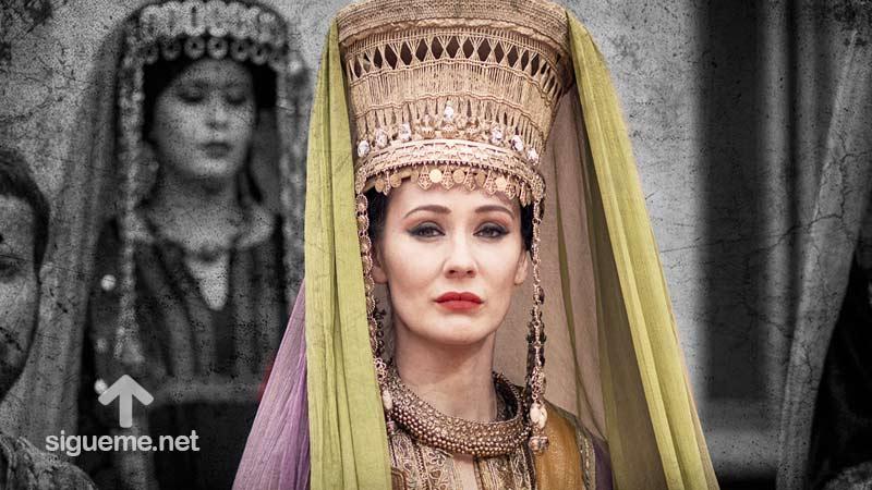 HERODIAS, la Mujer Vengativa, Mujer de la Biblia del Nuevo testamento