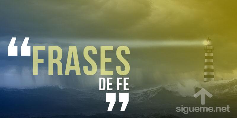 Frases De Fe Frases De Fe En Dios