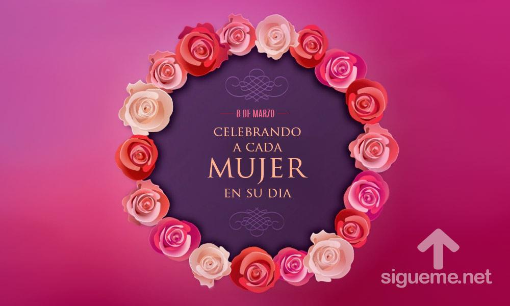 ... Cada Mujer en su Da - 8 de Marzo, Da Internacional de la Mujer