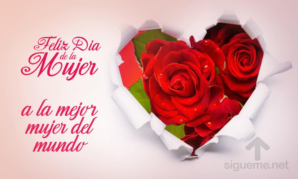 Imagen con la frase a la mejor mujer del mundo. El que halla esposa halla el bien, Y alcanza la benevolencia de Jehov� - Proverbios 18:22
