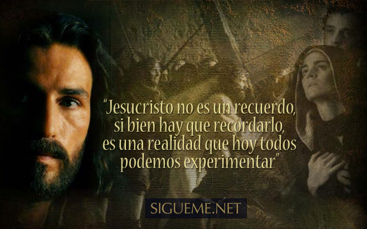 Jesucristo llevando la cruz