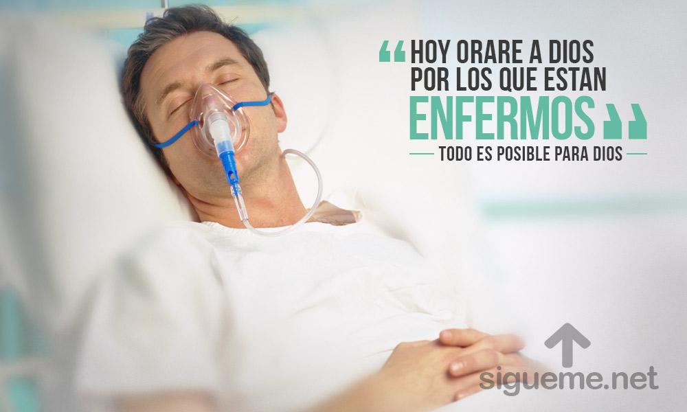 Oracion Por Los Enfermos Oracion A Dios