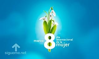 imagen del Dia Internacional de la Mujer