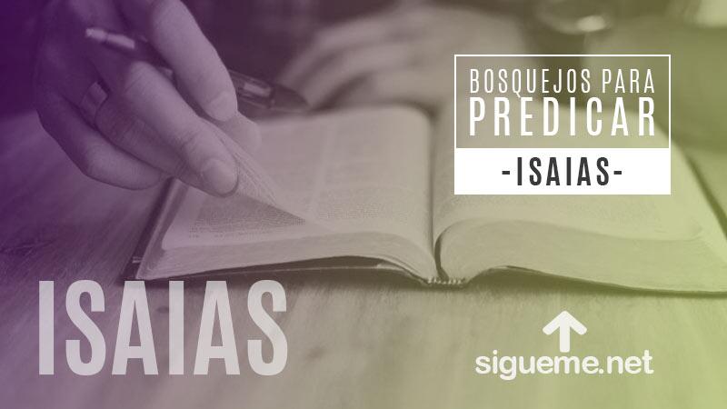 Bosquejo biblico para predicar Isaías 1:3, El Llamado de Dios a Pensar
