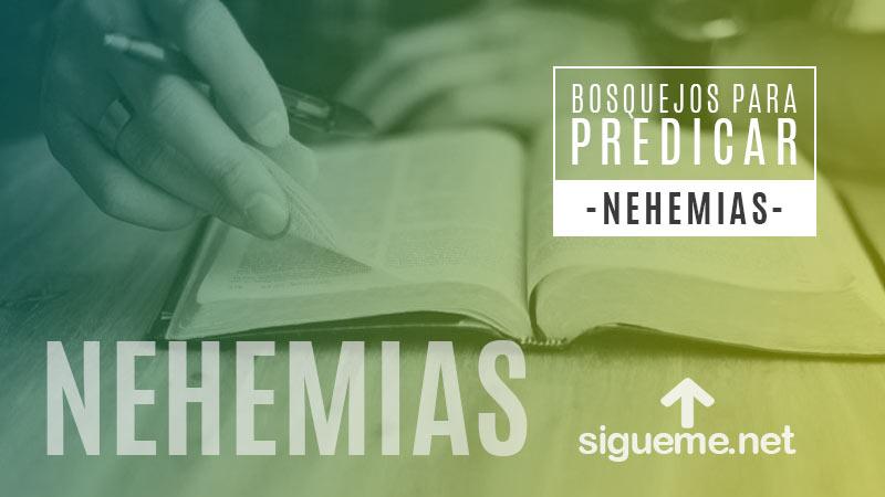 Bosquejo biblico para predicar Nehemías 1:4-11, La Oración Intercesora de Nehemías