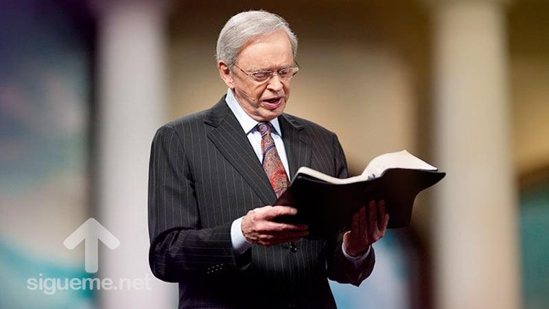 El Pastor Charles Stanley predica sobre la herencia espiritual