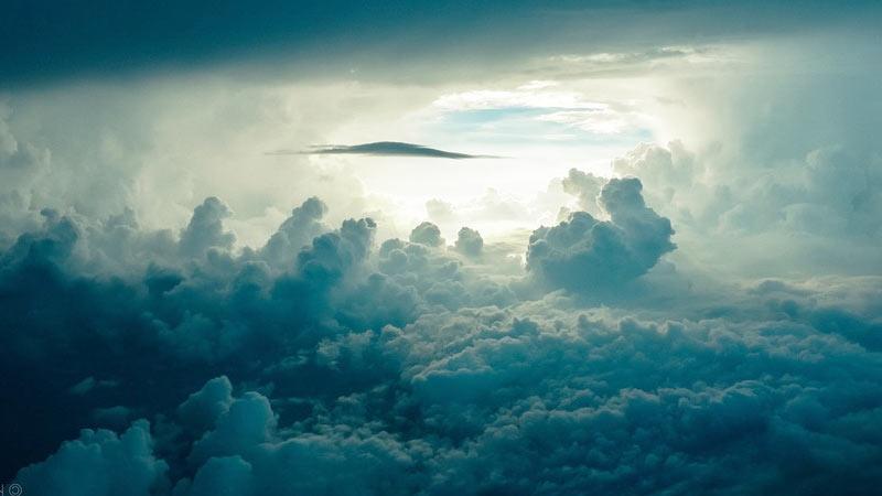 Cielo, vida eterna, vivir con Dios en el cielo