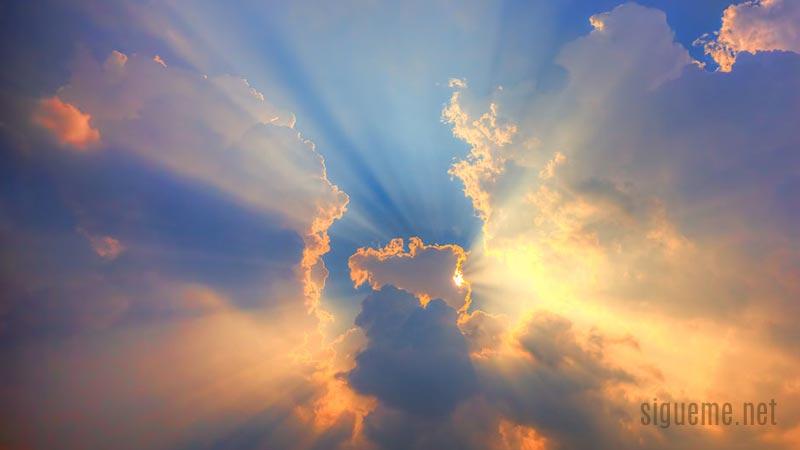 El cielo de Dios y su persona