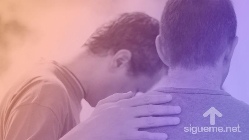 Dos cristianos se piden perdón y restauran su amistad