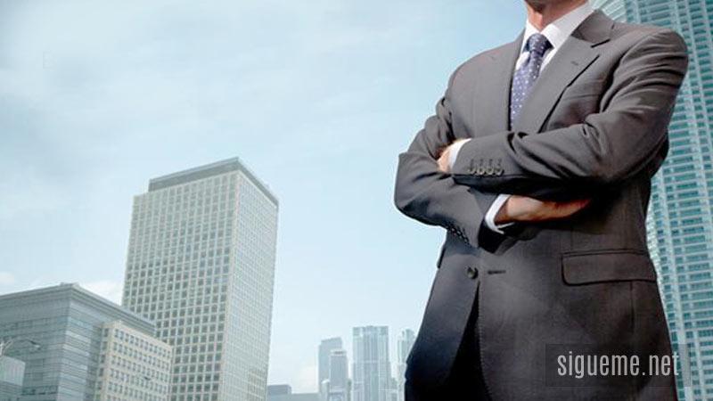 Ejecutivo CEO empresario