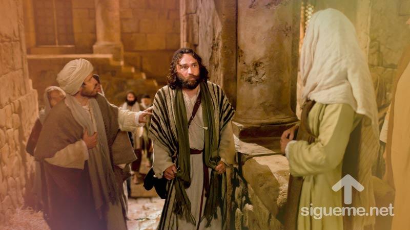 El Apostol Pedro niega a Jesus tres veces