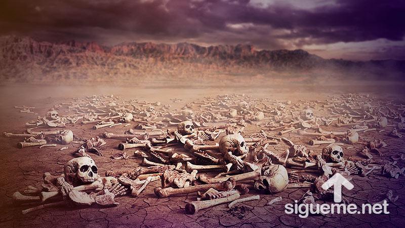 Historia Biblica: El Valle de los Huesos Secos