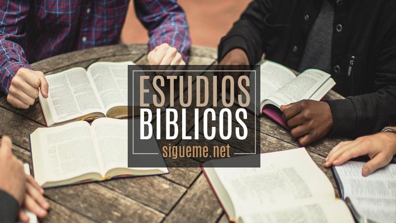 Resultado de imagen de estudios bíblicos.