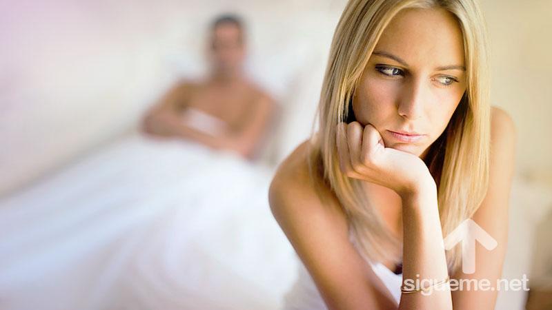 Falta de amor en la pareja, falta de intimidad