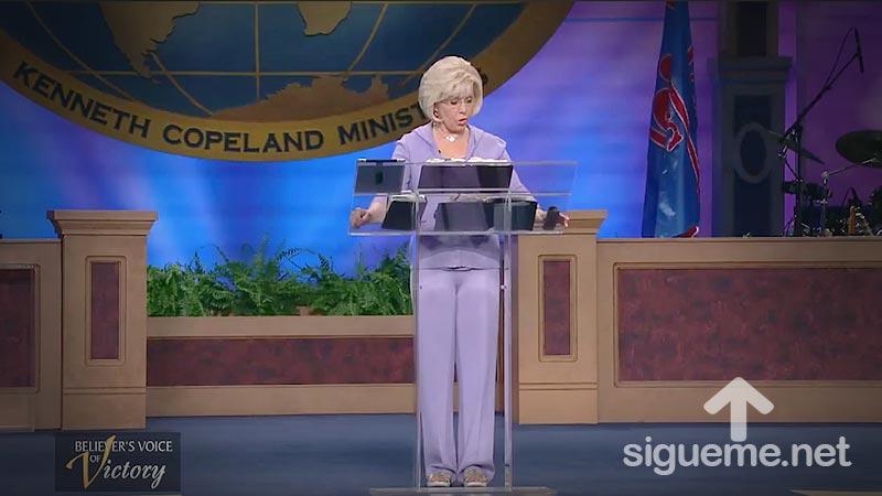 Para permanecer en la fe, se necesita la Palabra de Dios - Gloria Copeland