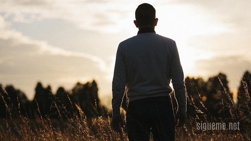 Hombre llamado por Dios al ministerio cristiano