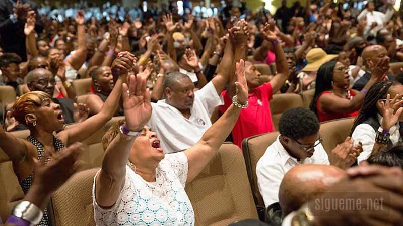 Iglesia cristiana avivada por el Espiritu Santo