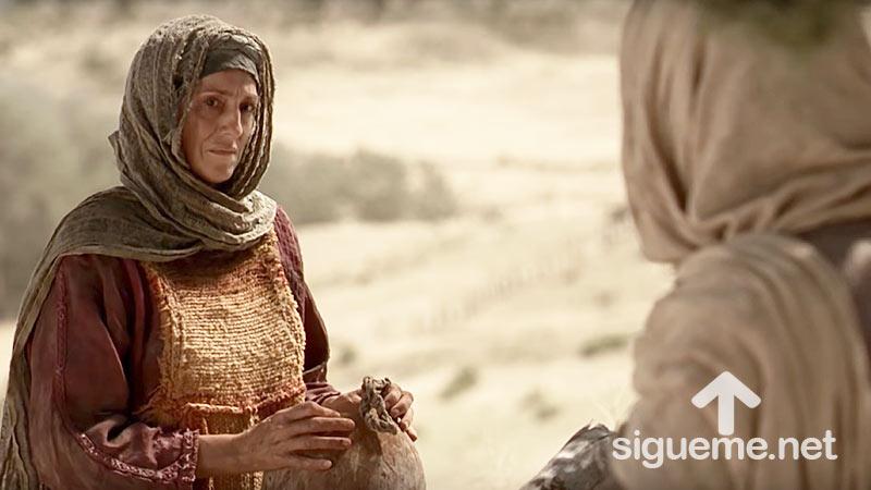 Historia de la Biblia: Jesús y la Mujer Samaritana