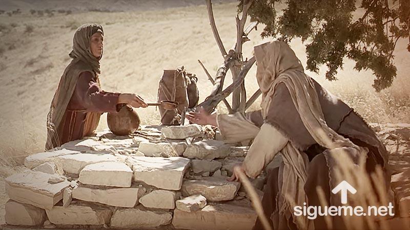 Jesús y la Mujer Samaritana   Predicas de James Smith