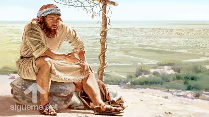 Predicacion sobre Jonas y como se enojo con Dios
