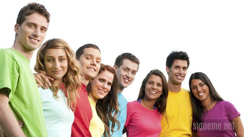 Ministerio de jovenes por edades
