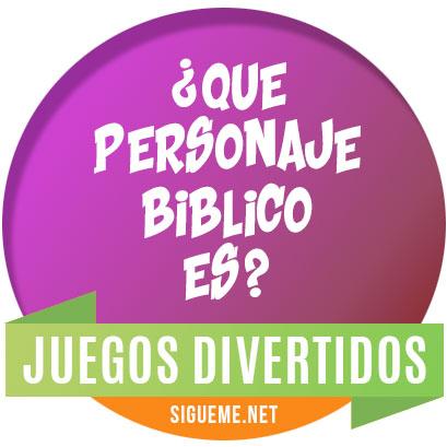 Ilustracion de la serie animada ¿Qué Personaje Bíblico Es?