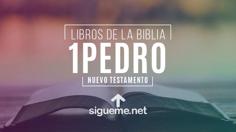 1 PEDRO, personaje biblico del Nuevo testamento