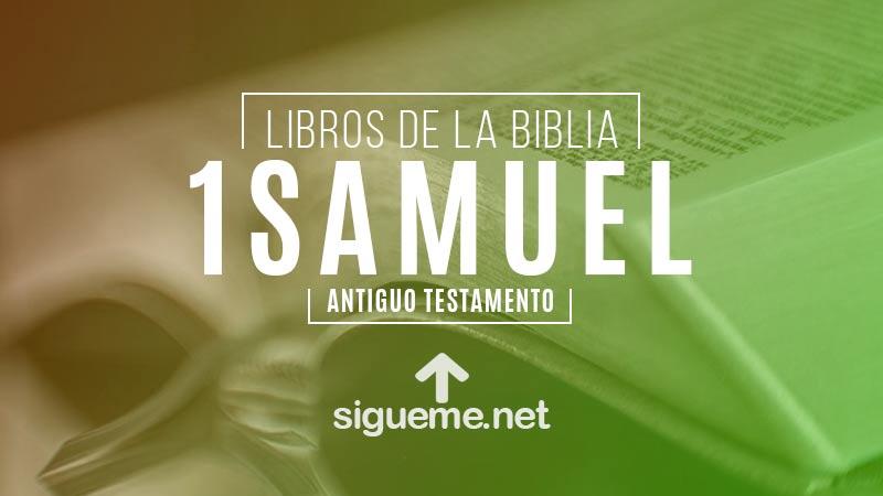 1 SAMUEL, personaje biblico del Antiguo testamento