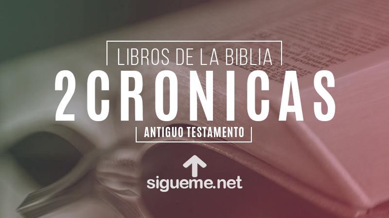 2 CRONICAS   Libro de la Biblia   Comentario Biblico