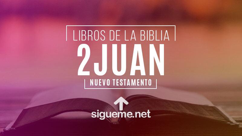 2 JUAN, personaje biblico del Nuevo testamento